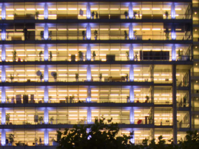 Philipstoren, Amsterdam. Foto (c) Sybren Visser